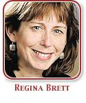 Colunista Regina Brett