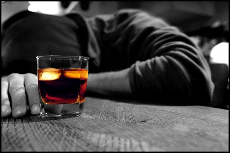 Mortalidade de alcoolismo de 2016