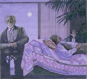 Freud e o Divã
