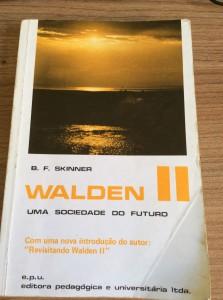 Livro Walden II, de Skinner