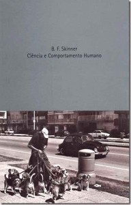 Livro Ciência e Comportamento Humano, de Skinner