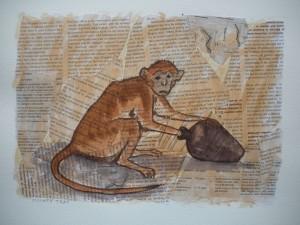 jarro-macaco