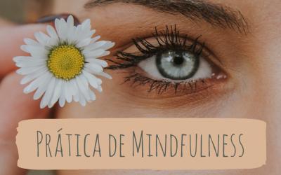 Pausa para respirar – Meditação e Mindfulness